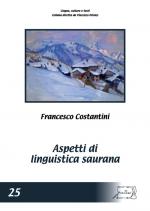 Aspetti di linguistica saurana